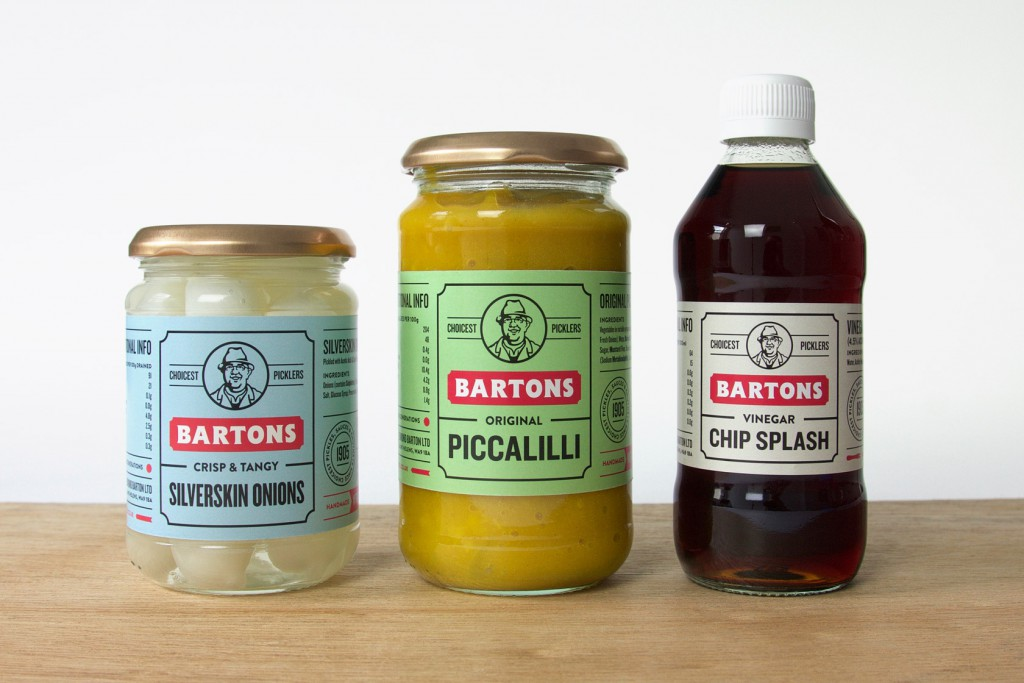 bartons-pickles-rebrand-labels-range